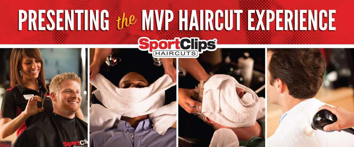 The Sport Clips Haircuts of Germantown MVP Haircut Experience